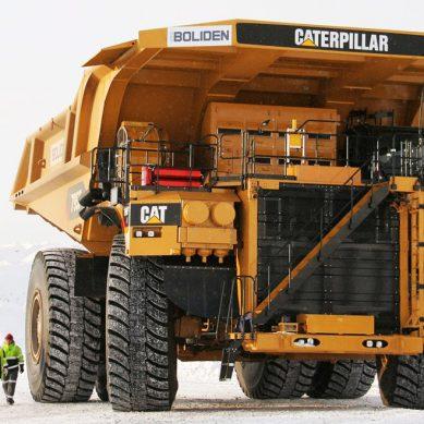 Una ley en Chile obligará a las mineras reciclar el 100% de los neumáticos en 2026