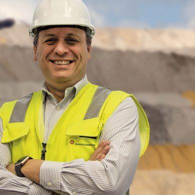 Gerente general de Marcobre: «El pico de inversión en Mina Justa se alcanzará en 2019»