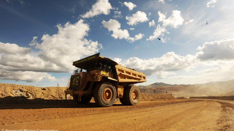 SNMPE: Inversiones mineras escalan 26.8% interanual a octubre