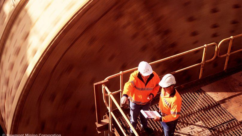 Sudamérica, la región menos relevante en términos de producción para Newmont Mining