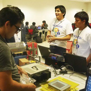 Perumin 34: Hackatón minero congregó a más de 37 universidades del país