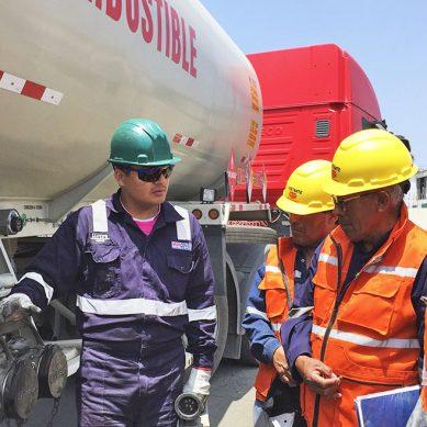 Petroperú: Refinería Conchán capacita en seguridad a más de 500 conductores