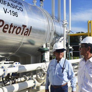 La gran hazaña que espera alcanzar petrolera PetroTal: cero accidentes en todo el 2018