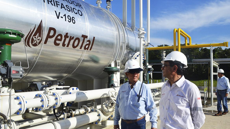 PetroTal comenzó trabajos de perforación para un segundo pozo en el campo Bretaña