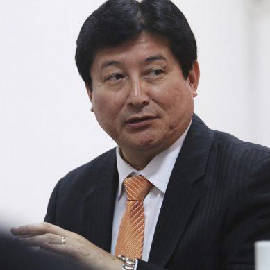 Guillermo Shinno, nuevo gerente general de la cuestionada minera Aruntani
