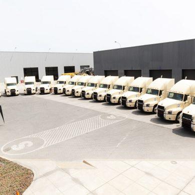 Tritón Transports invierte US$1.5 millones en compra de 16 camiones MACK