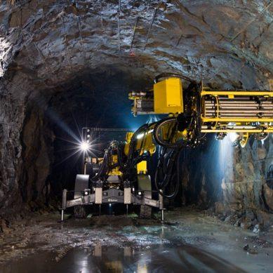 Minería Subterránea: JRC presenta simulador de entrenamiento Simba E7C
