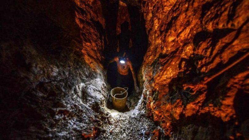 Minería ilegal extiende sus tentáculos en Celendín