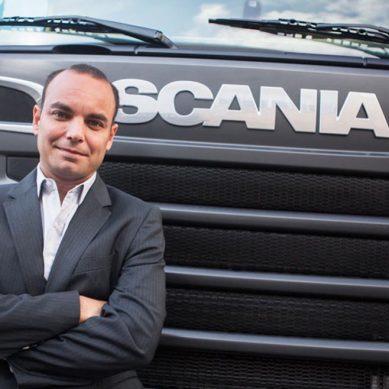 Nuevo Director Gerente en Scania del Perú