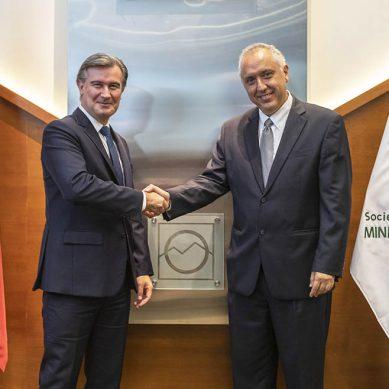 Eligen a Manuel Fumagalli como Presidente de la SNMPE