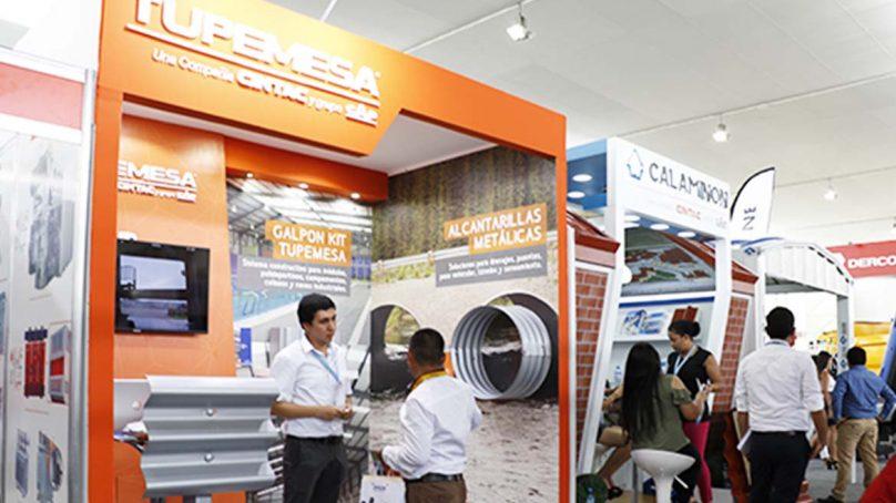Tupemesa busca cubrir demanda de productos de acero en los proyectos viales del Estado