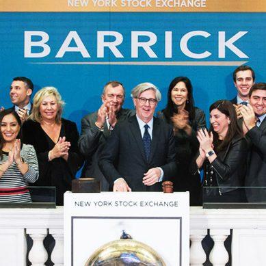 Barrick confirma posible fusión con el principal accionista  de Yanacocha: Newmont