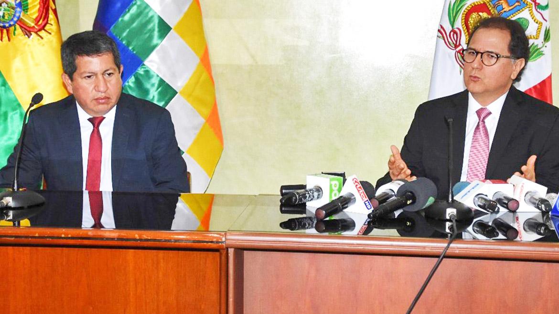 Ministro Ísmodes afirma que Ejecutivo seguirá adelante con proyecto Gasoducto del Sur