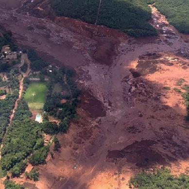 Vale pierde más de US$4,000 millones en la bolsa de Nueva York tras rotura de represa