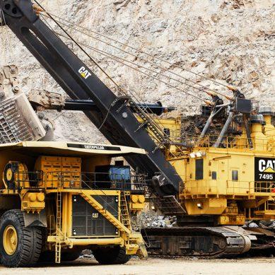 Camión Caterpillar 794AC, el engreído que rodará en megaproyecto minero Quellaveco