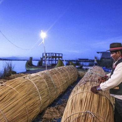 S/ 703 millones, el presupuesto de inversión en 38 proyectos para electrificar a todo el Perú