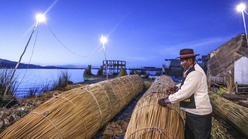 Proyectos de electrificación rural en el sur a la espera de información georeferenciada