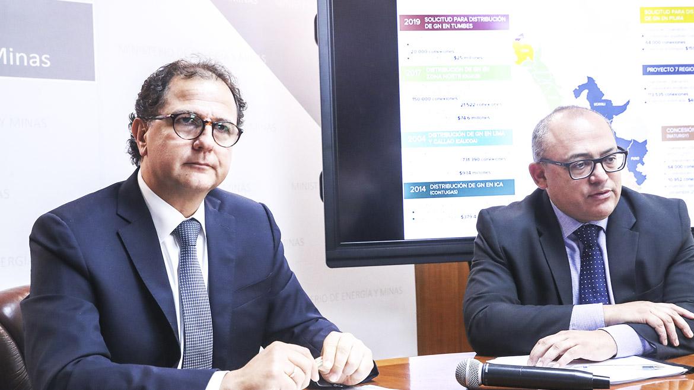 MEM: Proyecto de gas para el sur será financiado con recursos privados y públicos