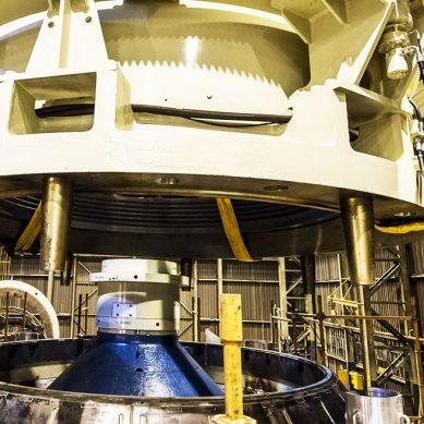 Instalan dos chancadoras MP1250 de Metso en ampliación de mina Toquepala