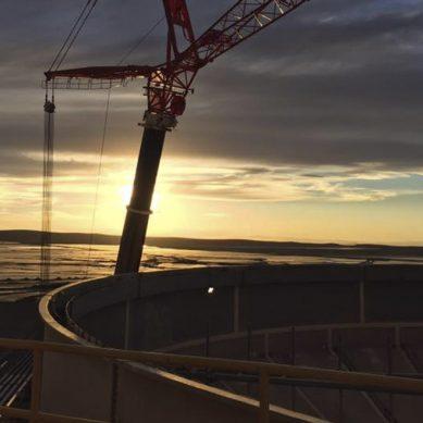 Volcan planea ampliar depósito de relaves de su unidad minera Mahr Túnel