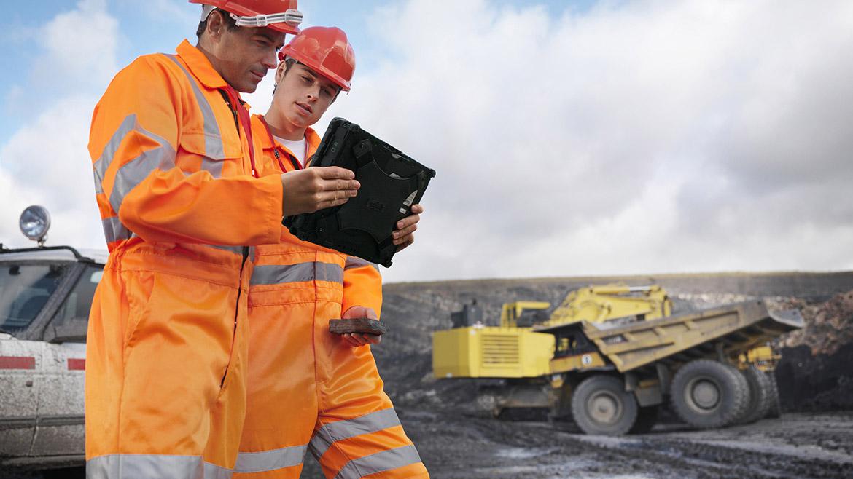 GETAC potenciará las ventas de notebooks y tabletas robustas en el sector minero