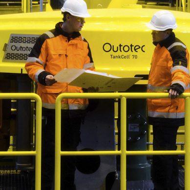Marcobre: «El molino en Mina Justa es Outotec y la tecnología del HPGR es Polysius»