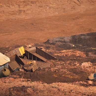 Colapsa represa de minera global Vale en Brasil; reportan decenas de desaparecidos