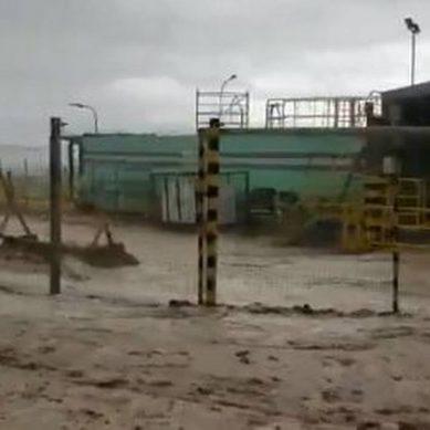 Precipitaciones e inundaciones en Chile afectan operaciones mineras de Codelco
