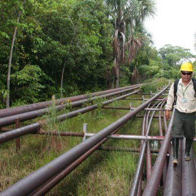 Enhorabuena: Detuvieron derrame de petróleo producido esta semana en Oleoducto Norte
