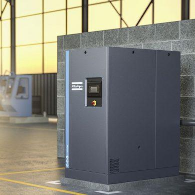 Nueva línea de compresores de Atlas Copco redefine estándares de calidad de aire