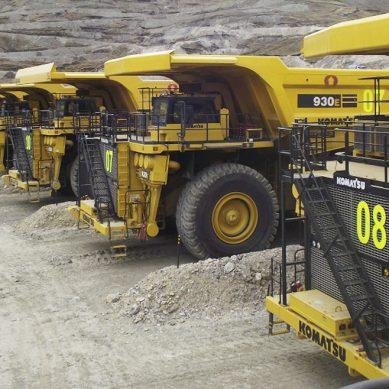 Komatsu: Las Bambas necesitará más camiones mineros porque las rutas de acarreo se alargan