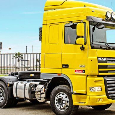 Holandesa de camiones DAF bate récord de ventas en Europa