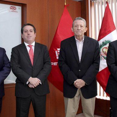 Carlos Paredes y José Cabrejo son los nuevos miembros del directorio de Petroperú