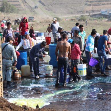 ¿Existe el 'huachicoleo' a la peruana?  Sí, en Piura se reportaron casos