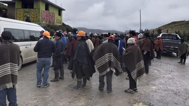 Federación campesina de Hualgayoc acusa a falsos dirigentes de chantajear a minera Gold Fields