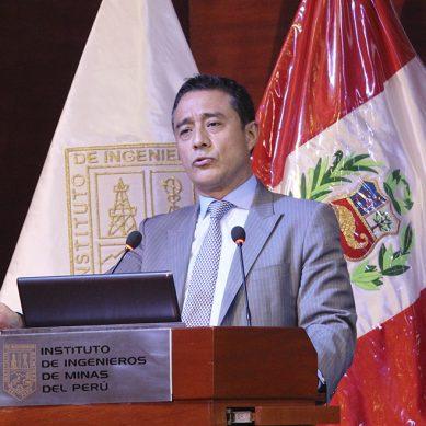 """Presidente del IIMP: """"Cajamarca podría producir más de un millón de toneladas de cobre anuales"""""""