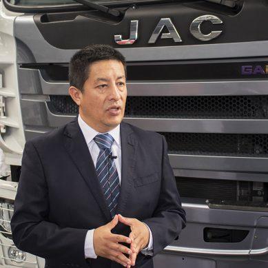 JAC Camiones recorrerá todo el Perú para demostrar que «no existe impedimento geográfico» para la marca