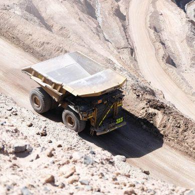 Cerro Verde procesa 15% más mineral del que debería, y eso pone contento a Freeport