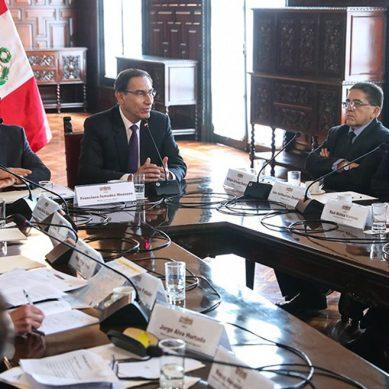 Visión Minera al 2030 será entregada hoy al presidente Vizcarra