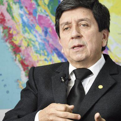 """Presidente del Ingemmet: """"Ejecución de Tía María constituye un inmejorable desafío"""""""
