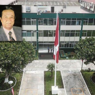 Falleció exministro de Energía y Minas, Juan Incháustegui Vargas