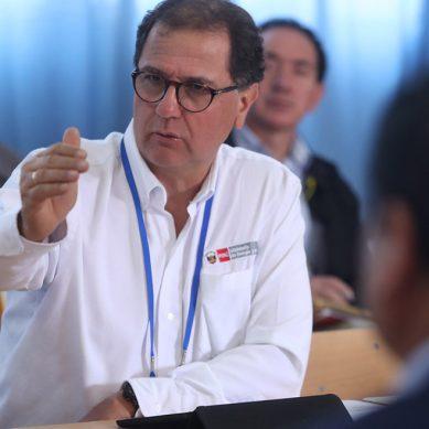 "Ministro Ísmodes sobre contratos petroleros: ""No hay prórroga inmediata"""
