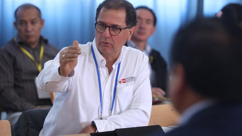 Ministro Ísmodes sobre Tía María: «Southern apostará por mejorar el aspecto social con la población»