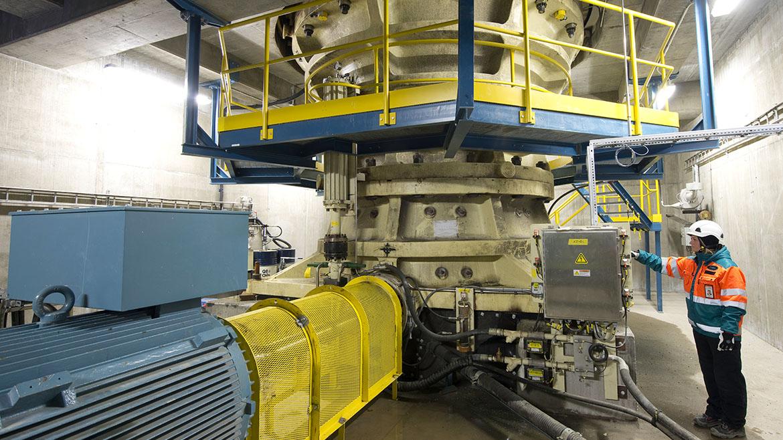 Metso Superior MKIII, la chancadora primaria giratoria que revoluciona la minería