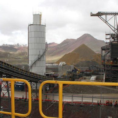 Marcobre va invirtiendo US$ 350 millones en construcción de Mina Justa