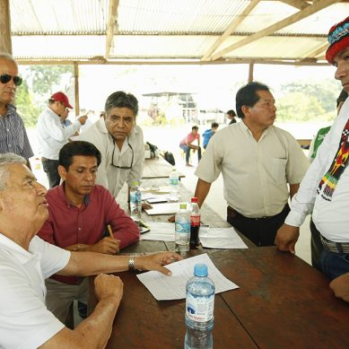 Comunidad Mayuriaga (Loreto) contará con servicio de energía eléctrica en sus hogares
