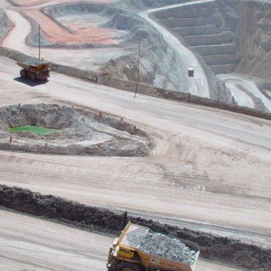 Trabajador de Southern Copper desaparece tras «un alud de proporciones nunca antes vistas»