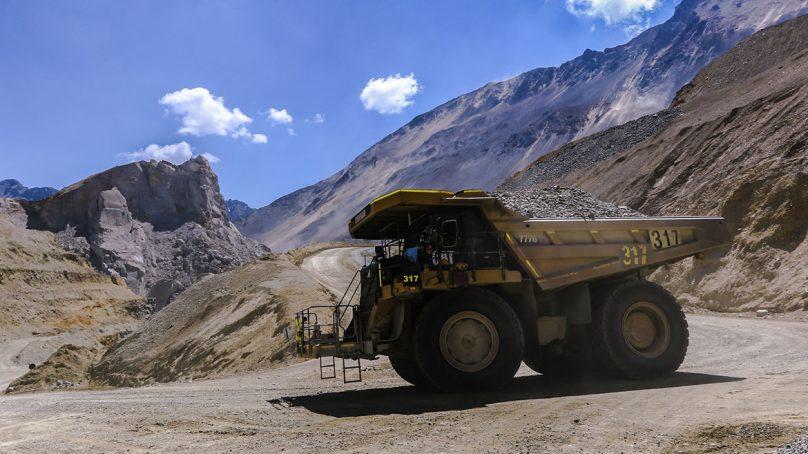 Chile y Argentina estudian iniciativas binacionales en minería del cobre y litio