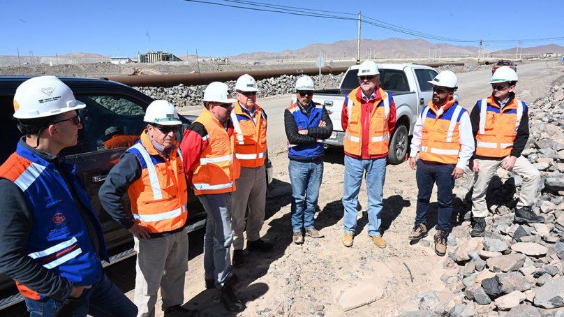 Gobierno chileno evalúa daños al sector minero tras fuertes inundaciones