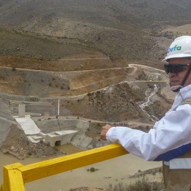 OEFA constata operatividad de estructuras hidráulicas del proyecto Quellaveco ante intensas lluvias